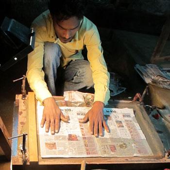 Building samples