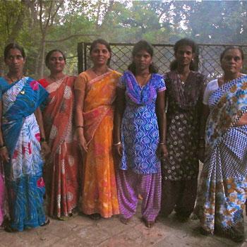 Grinding Women from Ram Devi