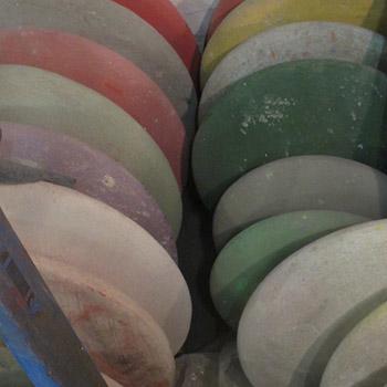 Rough Arash layers on discs
