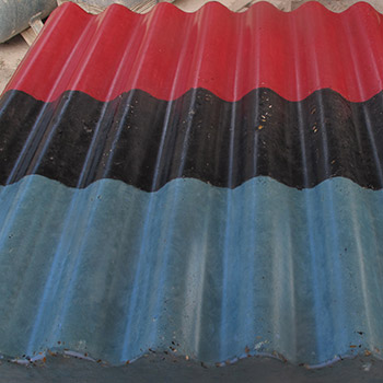 Striped Corrugated Concrete