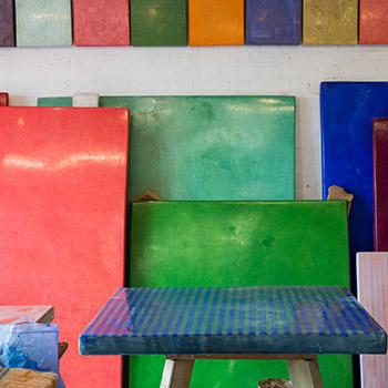Araash fresco blocks