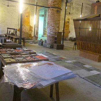 Exhibition Installation – Venice Bienale