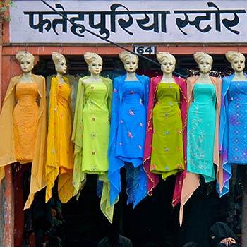 Mannequins – Ram Devi, Ali Bagh, Western India