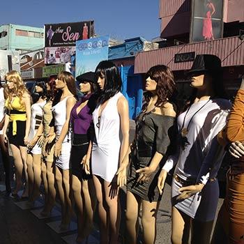 Mannequins – Santiago, Chile
