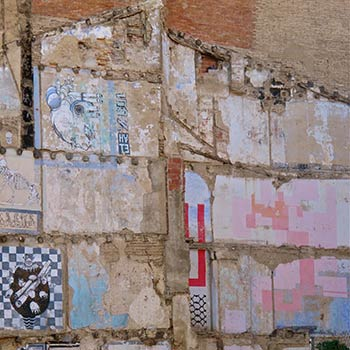 Peeling Billboards – Chania, Crete