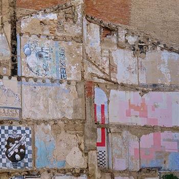 Peeling Billboards – Chania, Crete