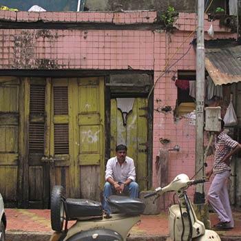 Shop Front near Grant Road – Mumbai, Western India