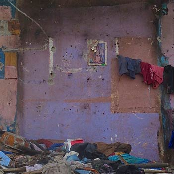 Demolished home – Byculla, Mumbai
