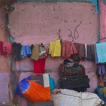 Whats left, Broken Home series – Byculla, Mumbai
