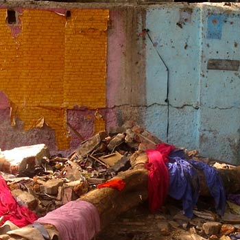 Last Imprint; Broken Homes – Byculla, Mumbai