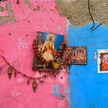 Whats left, broken Home – Byculla, Mumbai