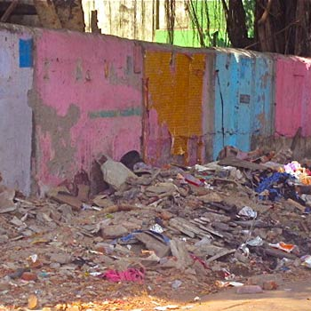 Last Imprint Broken Homes – Byculla, Mumbai, Western India