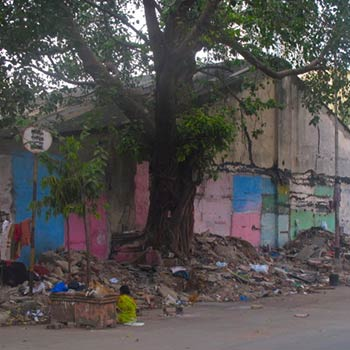 Last Imprint, broken Homes –  Byculla, Mumbai