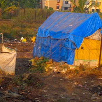 Tarpaulin House – Southern India
