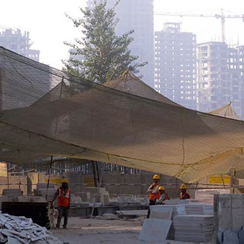 Building Site – Gurgaon, North India