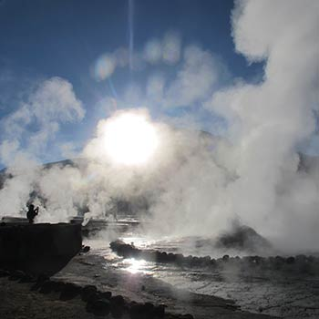 El Tatio Geysers – Atacama desert, Northern Chile