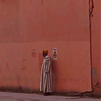 Early morning – Marrakesh, Morocco
