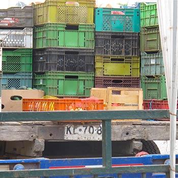 Fishing port – Northern Coast, Chile
