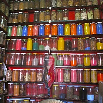 Colours Shop – Marrakesh, Morroco