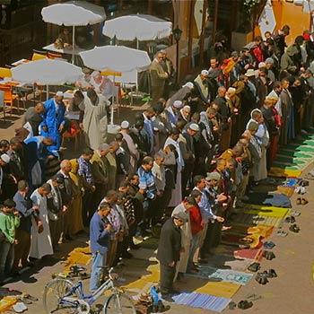 Morning Prayers – Marrakesh, Morroco