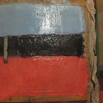 Casting Coloured Concrete blocks – Studio, West London