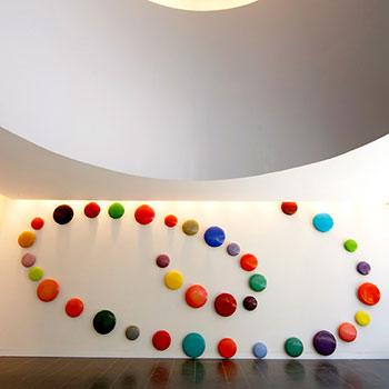 Palestra Installation, London