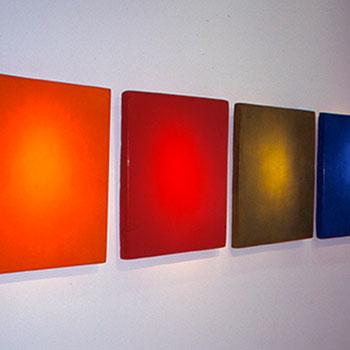 Araash Quartet – Gallery Installation, New york