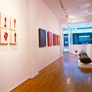 Gallery Installation, London