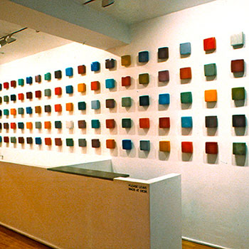 KJO Spectrum – Exhibition Installation, London