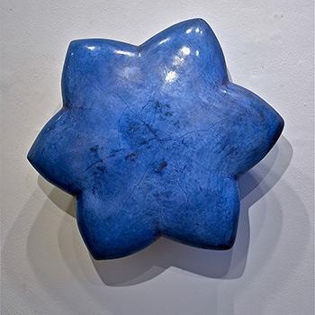 Lapis Lazuli Lotus