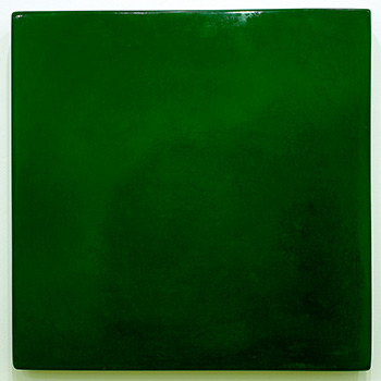 Deep Emerald Green Block