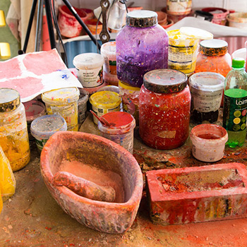 Grinding Pigment