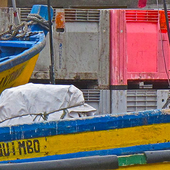 Fishing harbour – Northern Coast, Chile