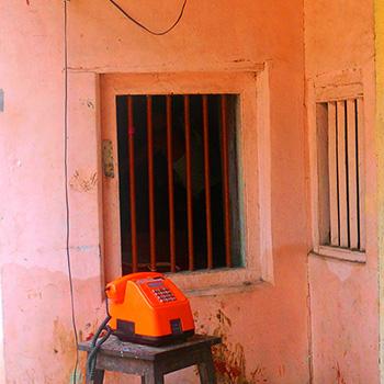 Telephone Exchange, Ram Devi, Ali Bagh, Western India