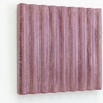 Corrugated Concrete; 'Shelter series'