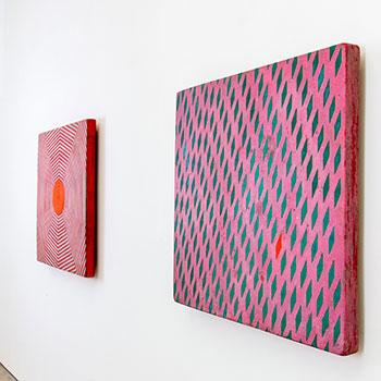 Inlay Fresco Series; Inlaid lines