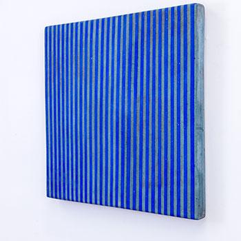 Inlay Fresco Series; Lapis Inlaid lines