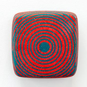 Fresco, Inlaid Brick Series; Quindo Pink Equivalent Lines
