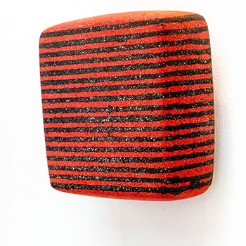 Fresco, Inlaid Brick Series; Mars Black Equivalent Lines