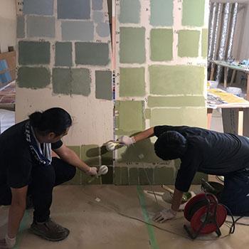 Colour workshop; Onomichi