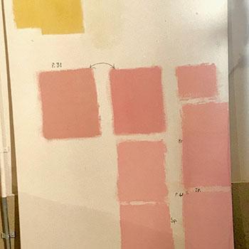 Checking colour recipes
