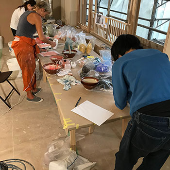 Teaching Colour preparation