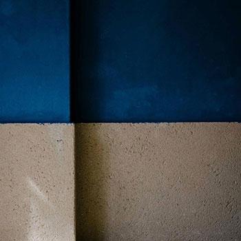 Detail; Deep Blue