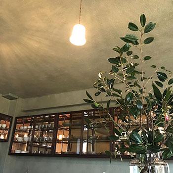 Restaurant; detail